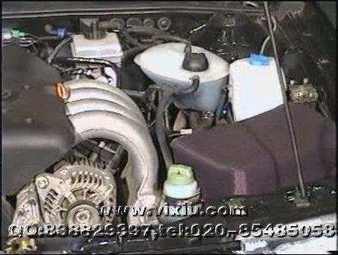 桑塔纳2000发动机电控系统检修 1VCD图片